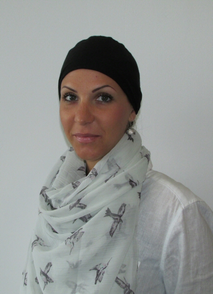 Anita Hegyi - Dynamic Hot Yoga