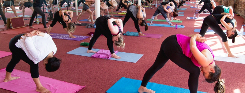 Dynamic Hot Yoga in Hove