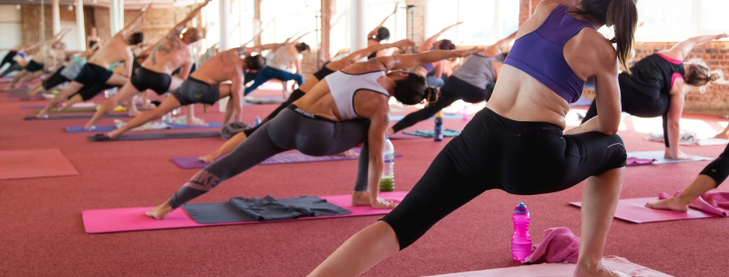 Dynamic Hot Yoga